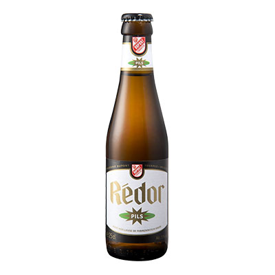 5410702001345 Rédor Pils - 25cl Filtered bottom fermentation beer